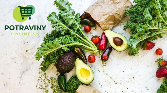 Nakupujte potraviny online bezpečne z pohodlia vašej obývačky