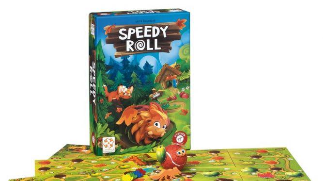 Detskou hrou roku 2020 sa stáva: Speedy Roll!
