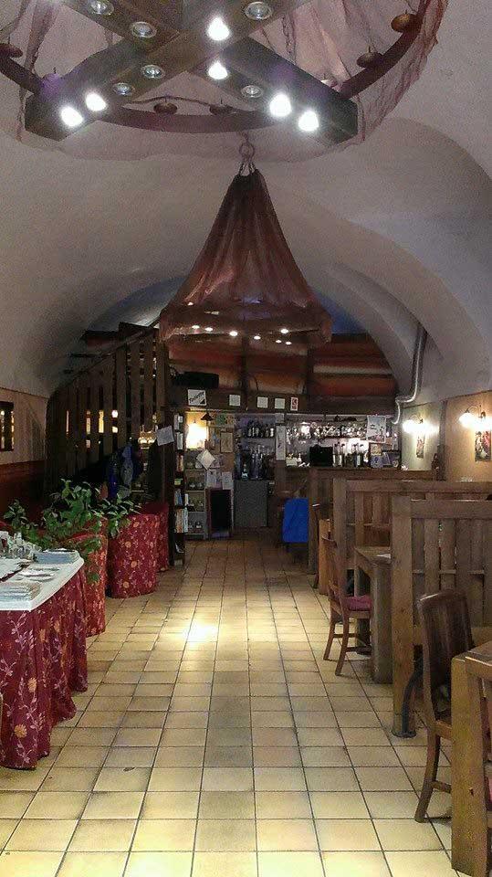 Reštaurácii TULSI Banská Štiavnica