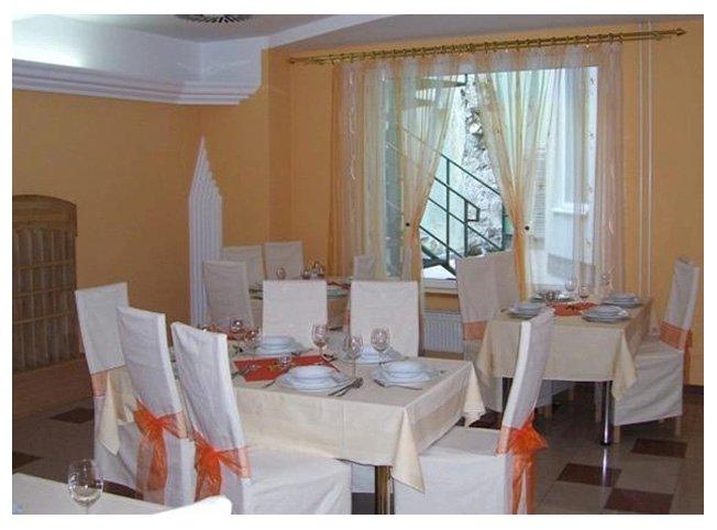 Hotel Centrál ** reštaurácia Kremnica