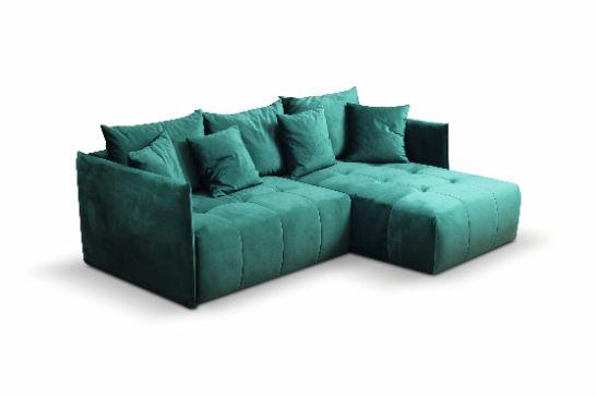 Aj malé sedačky ponúkajú veľký komfort