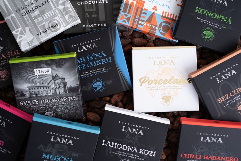 Svet chutí sladšie i slanšie s čokoládou s Vincentkou