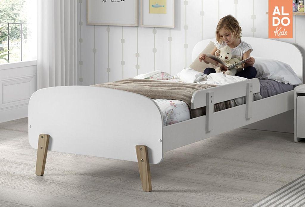 Detské postele so zábranou pre bezpečný spánok