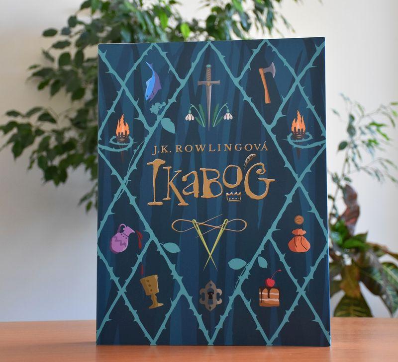 Po Harry Potterovi prichádza Ikabog. Nová J.K.Rowlingová