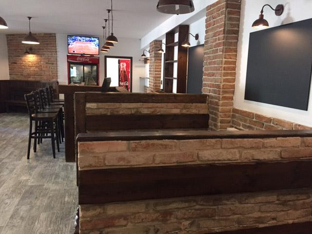 Reštaurácia Stará kotolňa Senica