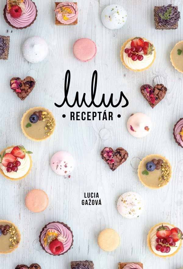 Cukrárka Lulus má nový Receptár