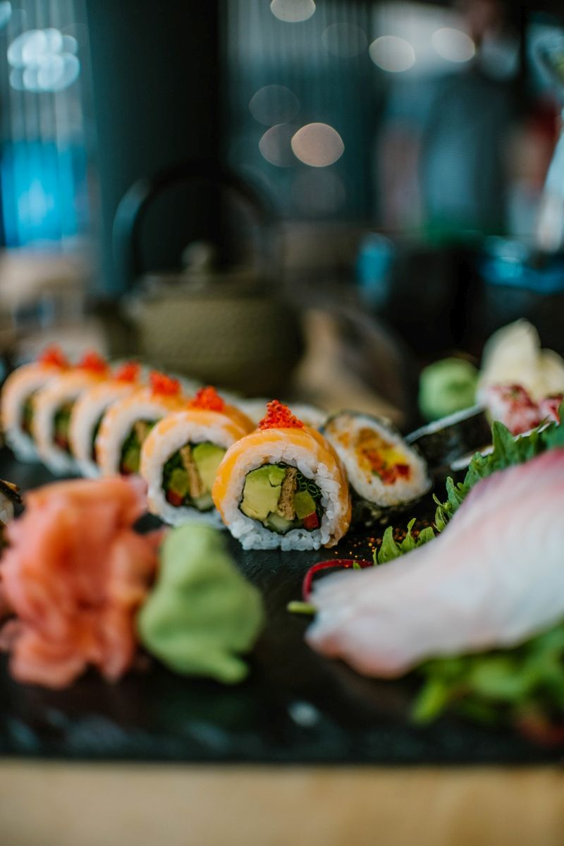 Tajomstvá dobrého sushi
