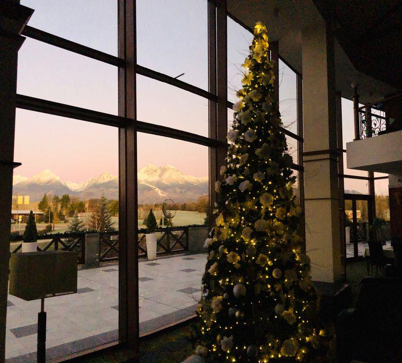 Vianoce a Silvester na horách sú dokonalou voľbou