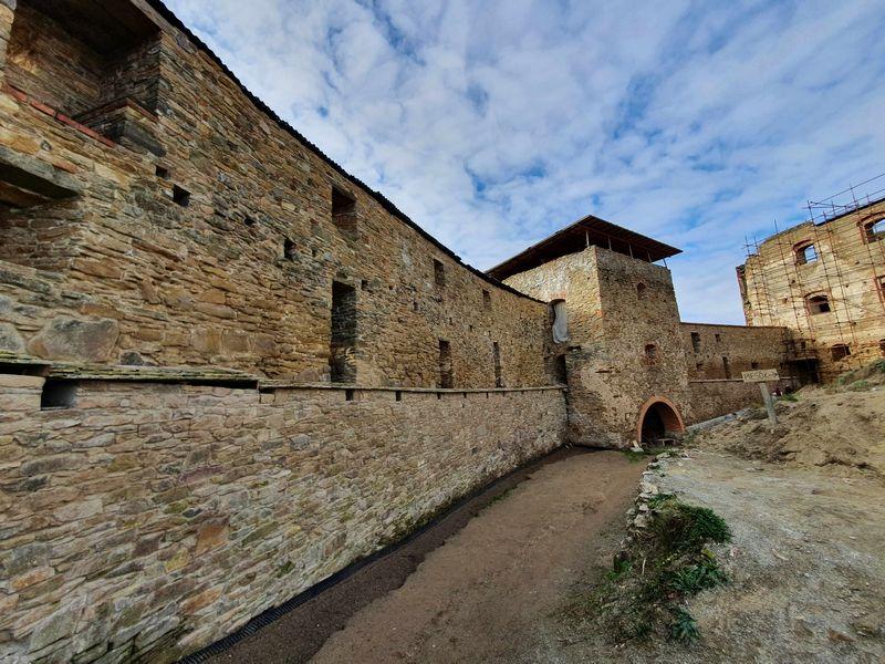 Obnovený hrad Zborov je obľúbeným cieľom výletov